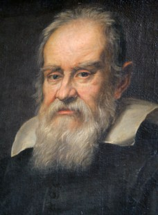 A 1635 portrait of astronomer Galileo Galilei by Dutch painter Justus Sustermans. (CNS/Reuters)
