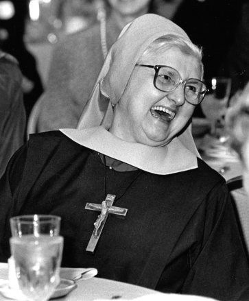 Mother Angelica is pictured in an undated photo. She died March 27 at the Poor Clares of Perpetual Adoration monastery in Hanceville, Ala. (CNS file)