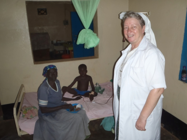 Holy Spirit Missionary Sister Veronika Terezia Rackova, director of St. Bakhita Medical Center in Yei, South Sudan, died May 20 at a hospital in Nairobi, Kenya. The Holy Spirit Missionary Sister, who was shot in the stomach in Yei, is pictured in an undated photo. (CNS/courtesy Father Liam Dunne)