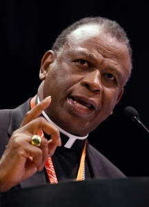 Bishop Braxton (CNS file/Nancy Wiechec)