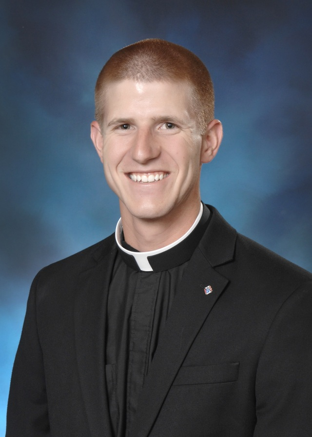 Brian Bergkamp, a seminarian in the Diocese of Wichita, Kan., disappeared into the Arkansas River July 9 while trying to save the life of another. (CNS photo/Catholic Advance)