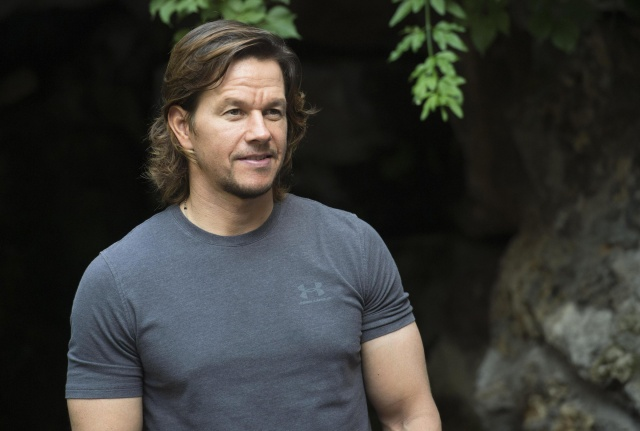 Mark Wahlberg is seen in Rome Oct. 3. (CNS photo/Giorgio Onorati, EPA)