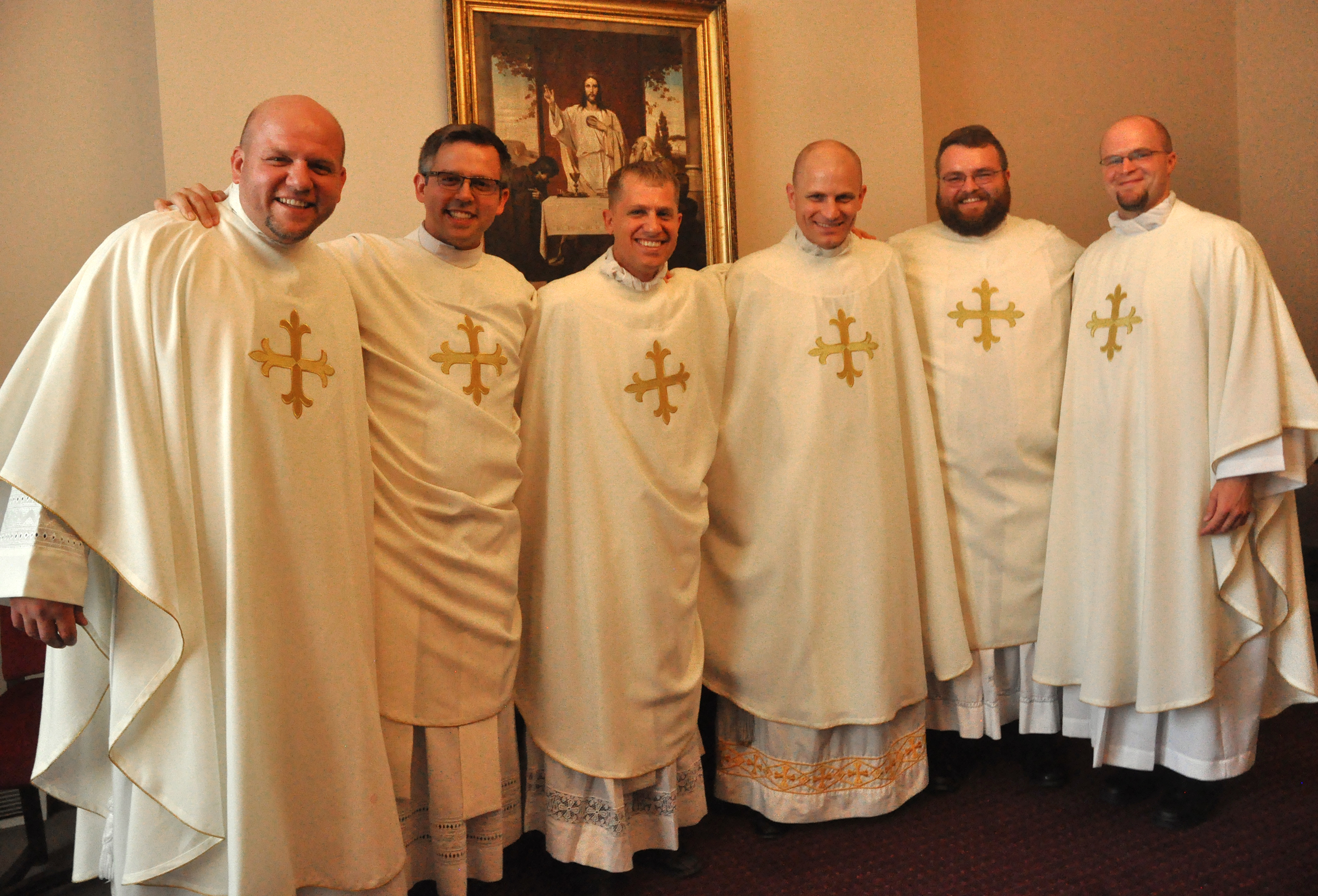 brothers who are now priests say strong family life key to