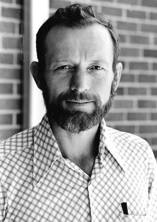 Pope Francis has recognized the martyrdom of Father Stanley Rother of the Archdiocese of Oklahoma City, making him the first martyr born in the United States. Father Rother is pictured in an undated file photo. (CNS photo/Charlene Scott)