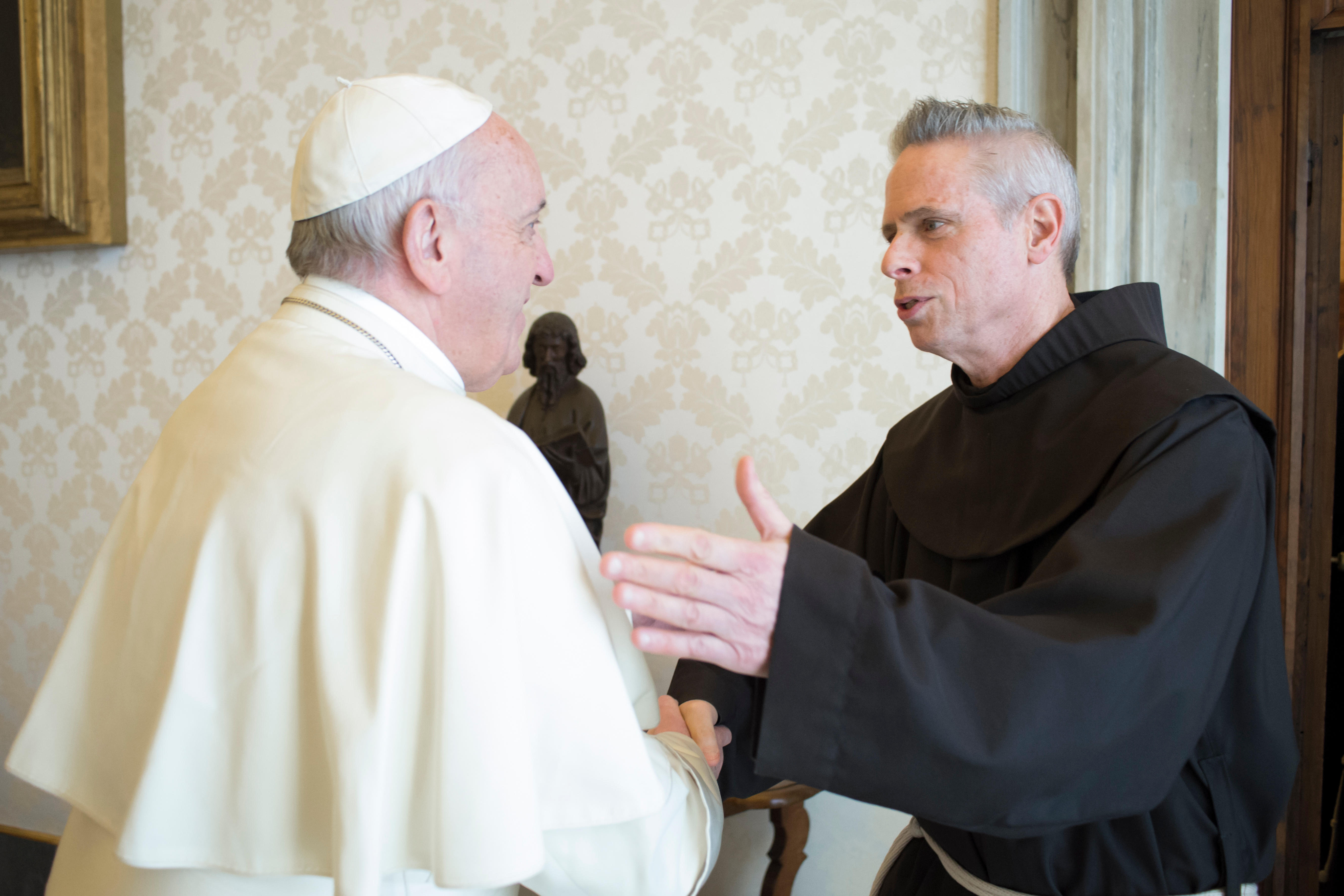 All hands on deck franciscan idea can expand church for The franciscan