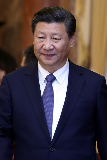 Chinese President Xi Jinping is pictured Nov. 13. (CNS/pool via Reuters)