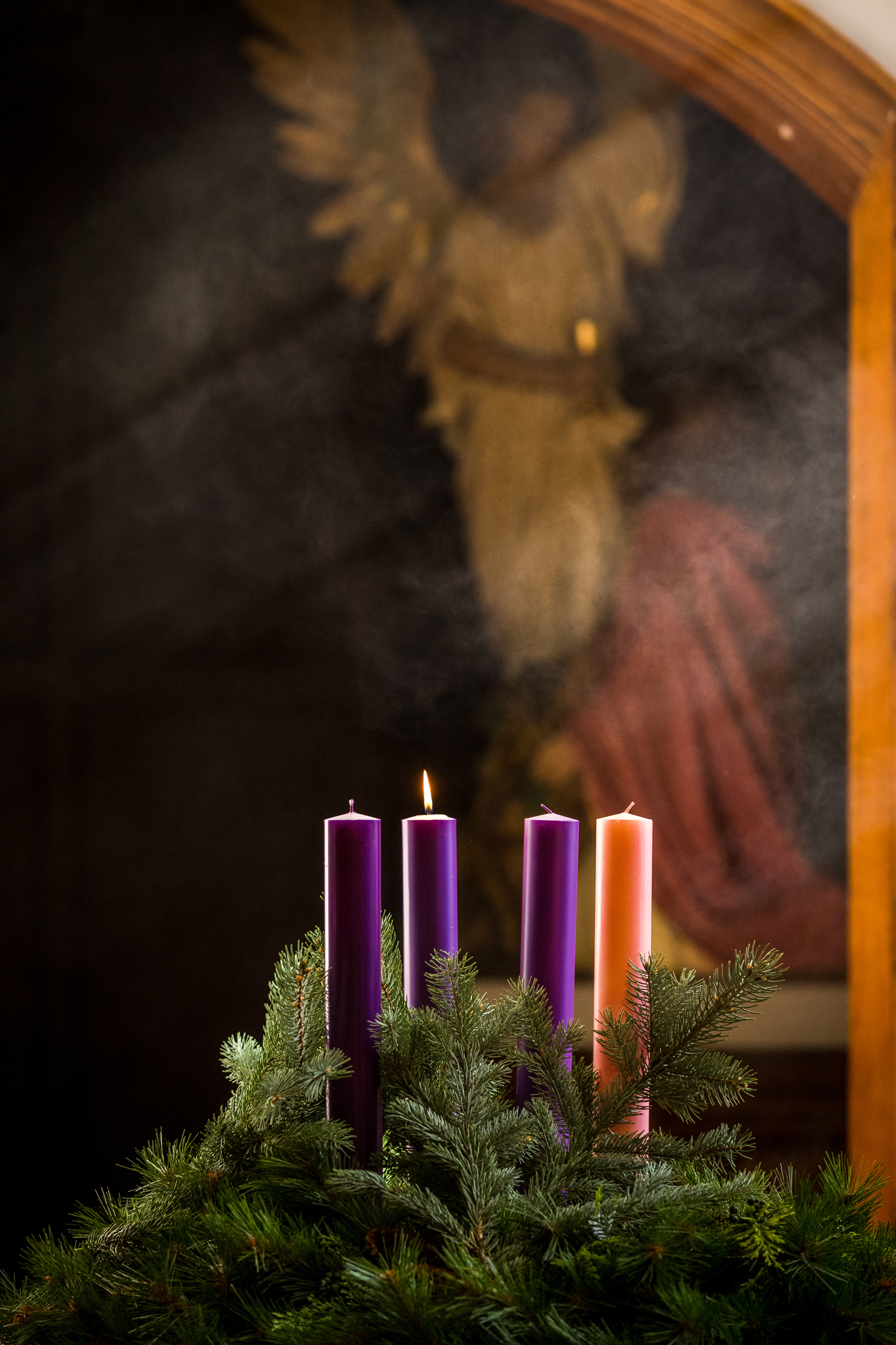 Advent candles cns top stories advent candles buycottarizona Image collections