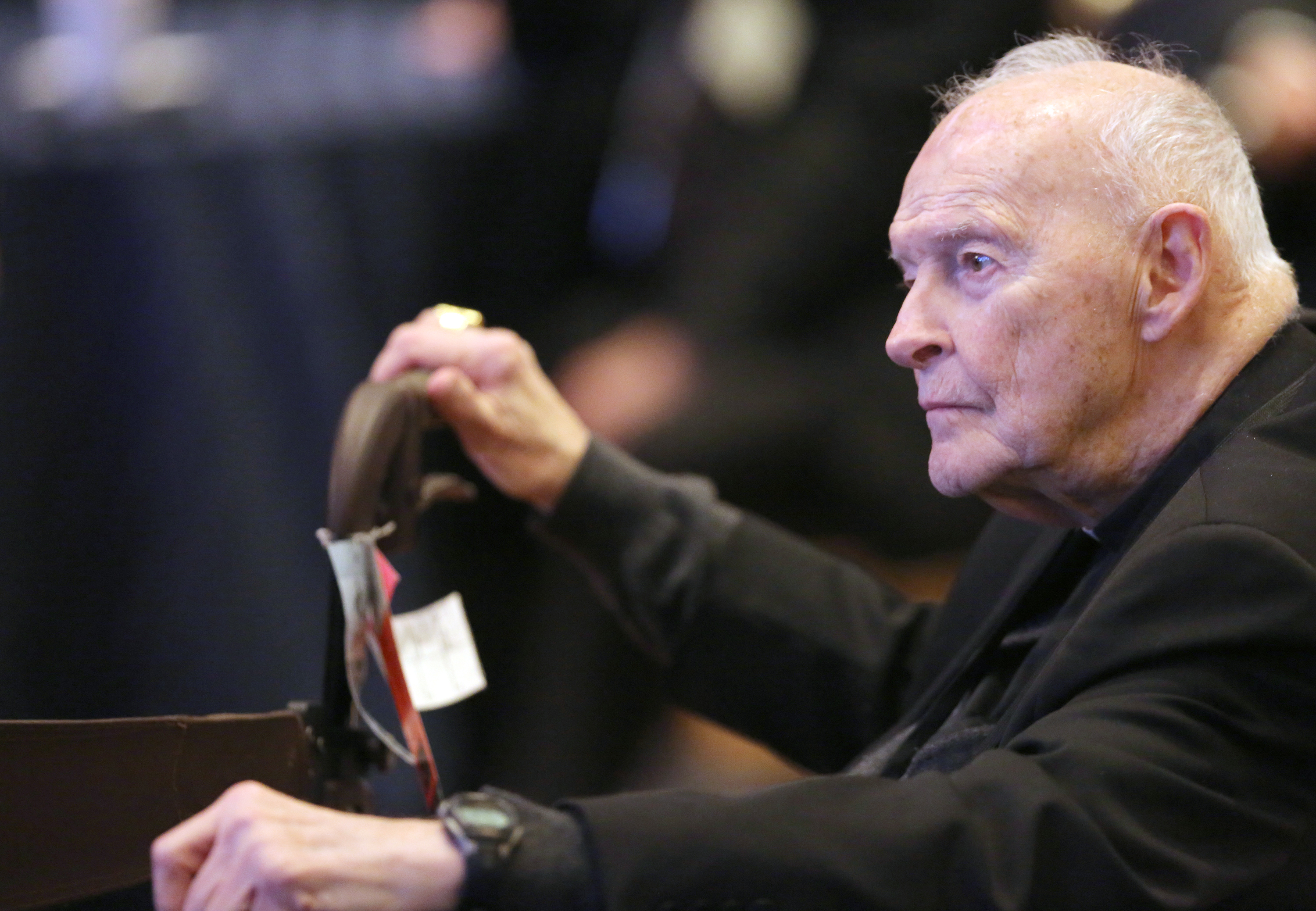 Update: Abuse allegation against Cardinal McCarrick found credible ...