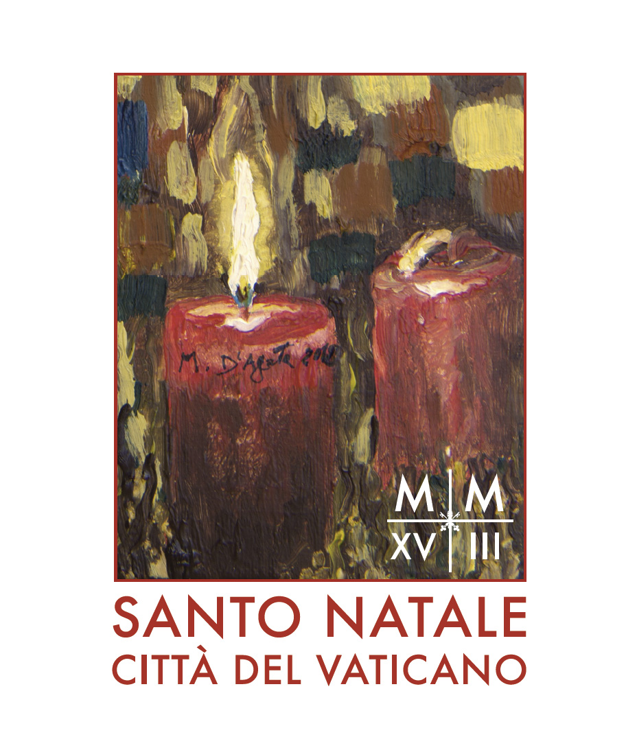 Special Delivery: Vatican Christmas Stamps Feature Inmate
